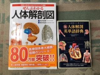 人体解剖図書影
