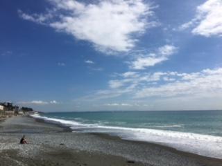 20170929秋の海