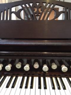 教会オルガン譜面台
