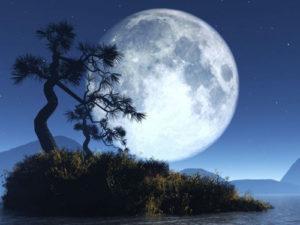月の出(漢詩)