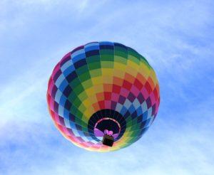 free熱気球